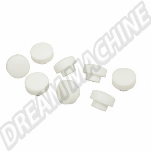 Bague en teflon pour axe de piston 94mm (le jeu de 8) 00-4075-0 Sur www.dream-machine.fr