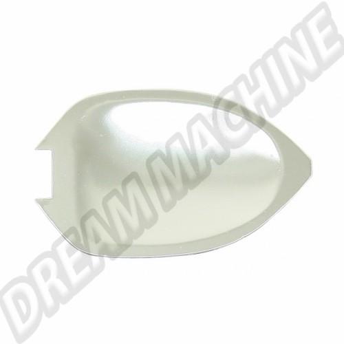 Coquille de poignée de porte. aluminium. 68---->>70 00-6431-0 Sur www.dream-machine.fr
