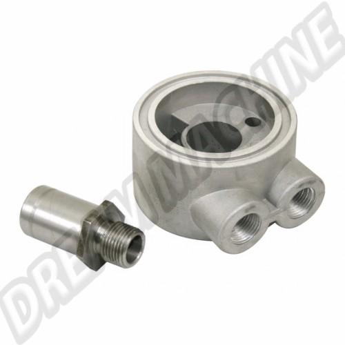 Adaptateur radiateur huile sur support filtre à huile AC1159247 Sur www.dream-machine.fr
