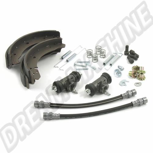 Kit frein arrière 7/67-->> 1200/1300/1302/1303 complet 0007X Sur www.dream-machine.fr