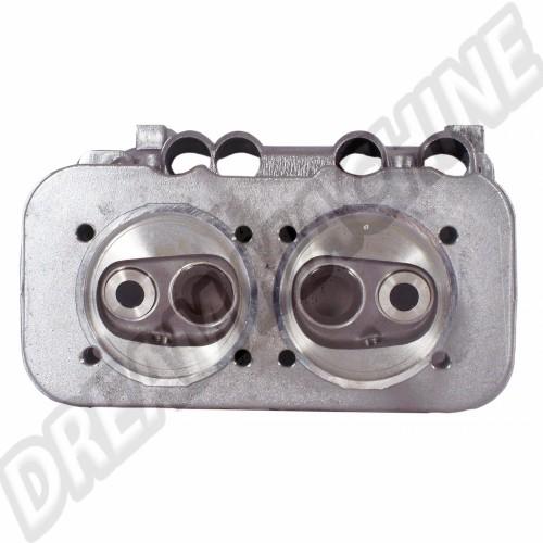 Culasse neuve complète moteur Type 4 2L 39.3x33 sortie échappement ovale 021101062AX Sur www.dream-machine.fr