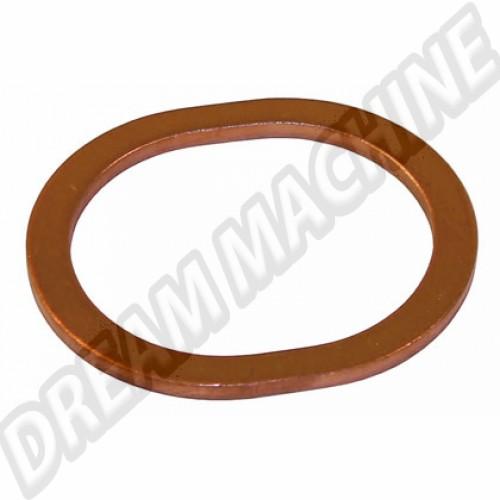 Joint entre culasse et boite de chauffage 1.7L-2L 71-78 021256251A Sur www.dream-machine.fr