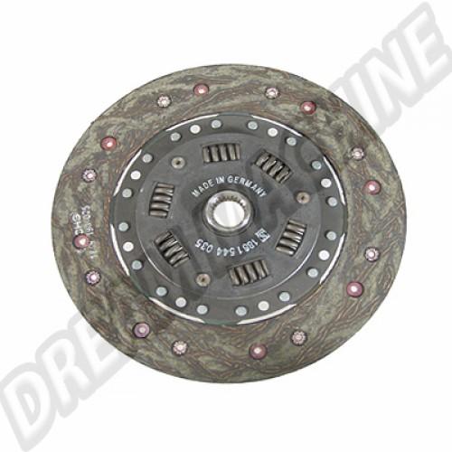 Disque d'embrayage diamètre 215 mm  025141031H Sur www.dream-machine.fr