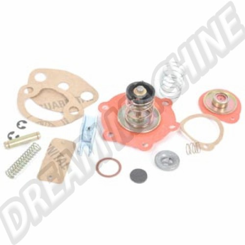 Kit reparation pompe a essence d'origine VW sur moteurs Type 1 1200/1300 /1500 1600cc 111198555 Sur www.dream-machine.fr