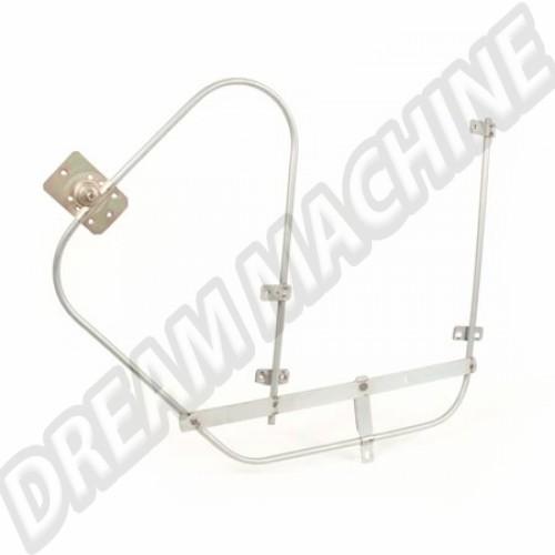 Mécanisme de lève vitre Droit montage  kit une glace  65-->>68 111837502FBQ Sur www.dream-machine.fr