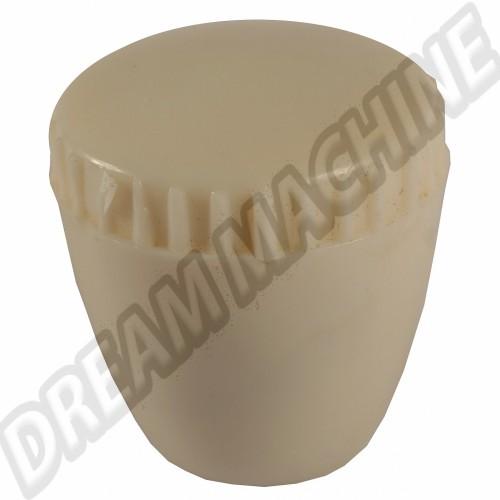 Bouton de réglage de siège ivoire 65---->>71 111881251CIV Sur www.dream-machine.fr