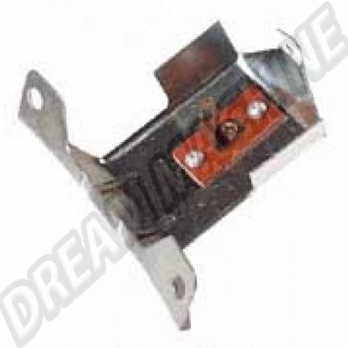 Support d'ampoule eclairage de plaque ar 52--->>57 111943161A Sur www.dream-machine.fr