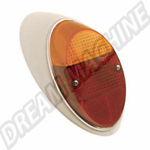 feu arrière droit complet 8/61-7/67 et 1200 -7/73 europe (sans marquage CE) 111945096M Sur www.dream-machine.fr