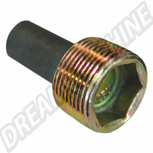Bouchon magnétique de vidange des réducteurs T2 split et 181 n°14 113301141B Sur www.dream-machine.fr