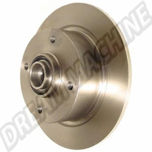 Disque de frein avant 4x130 tous modèles 67-->>  113407075B Sur www.dream-machine.fr