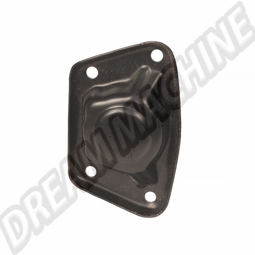 Couvre barre de torsion ar 1200/1300 noir 113511227A Sur www.dream-machine.fr