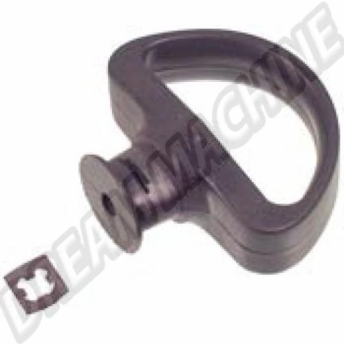 Embout de câble ouverture trappe à essence à clipser 111823461A Sur www.dream-machine.fr