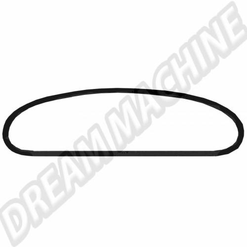 Joint de lunette ar cabriolet 58->63 sans jonc 151845521B Sur www.dream-machine.fr
