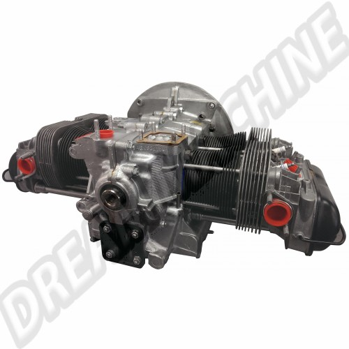 Moteur 1300 type F 109 dents - 6V échange standard reconditionné 1300F Sur www.dream-machine.fr