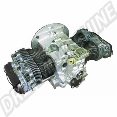 Moteur 1200 type D 109 dents - 6V échange standard reconditionné 1200D Sur www.dream-machine.fr