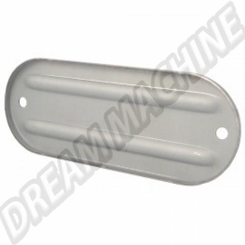 Plaque de fermeture de nez de châssis -->8/65 113701565A Sur www.dream-machine.fr