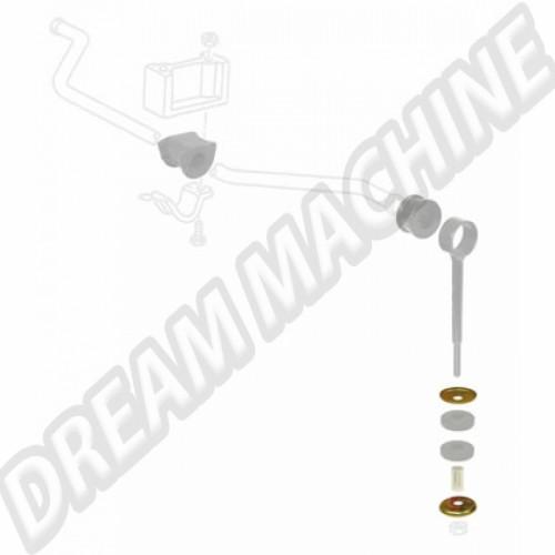 Coupelle de biellette coudée 79-->85 171512337 Sur www.dream-machine.fr