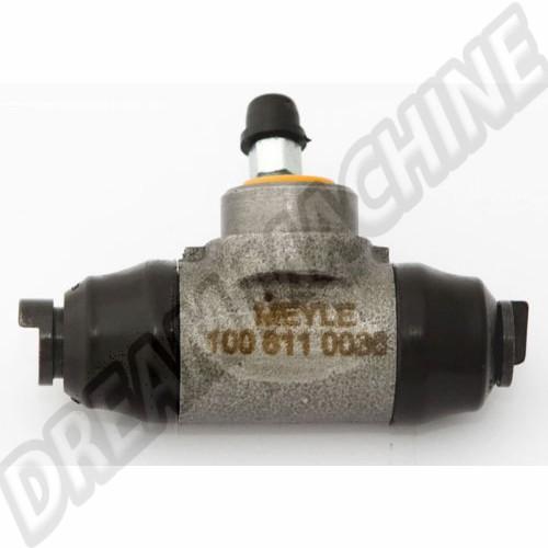 Cylindre de roue arrière. 14.29mm. pour les modèles avec freins à tambour sans un régulateur de pression de frein 171611051B Sur www.dream-machine.fr