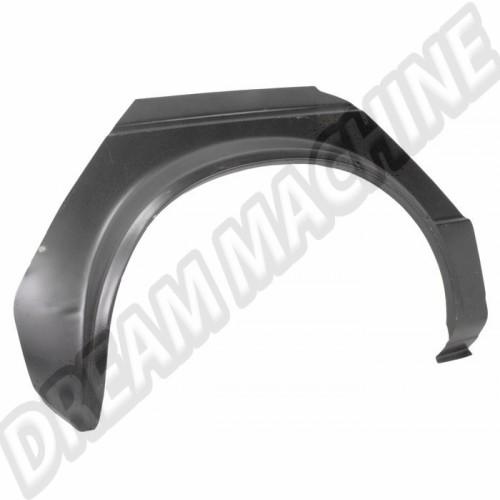Arche d'aile arrière gauche pour Golf 1. 3 portes 171809837 Sur www.dream-machine.fr