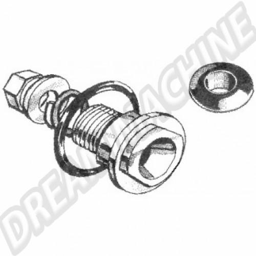Joint d'embase de rétroviseur 67--> sauf cabriolet 111857543 Sur www.dream-machine.fr