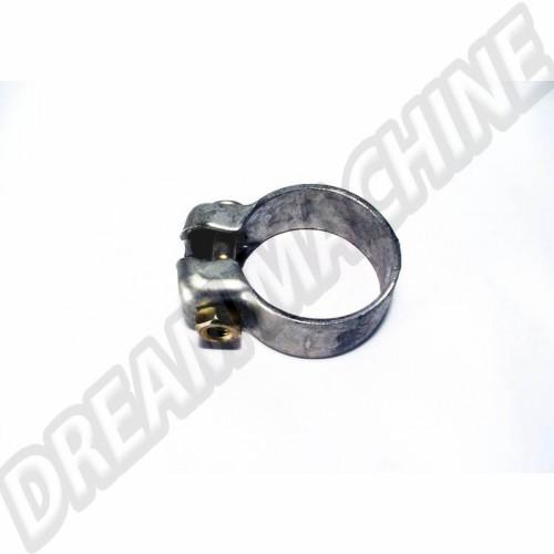 Collier diamètre 59.5 mm permettant de raccorder deux tubes d'échappement ensembles 1H0253139D Sur www.dream-machine.fr