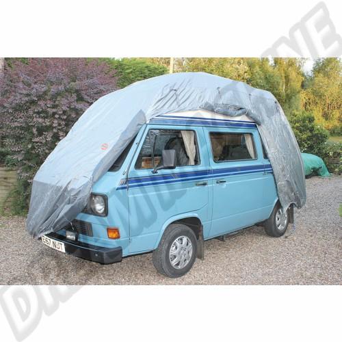 Housse de protection pour Combi split. Bay window et Transporter avec toit réhaussé BS29561 Sur www.dream-machine.fr