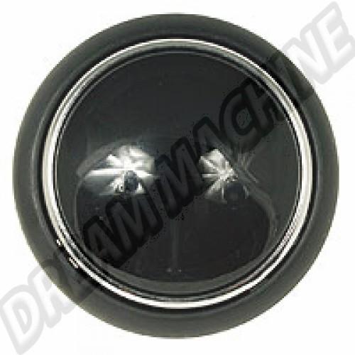 Bouton de klaxon noir 56->59 et T2 -->67 211415669R Sur www.dream-machine.fr