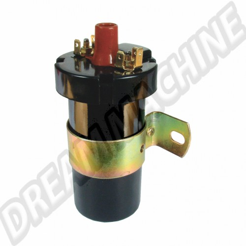 Bobine d'allumage transistorisée pour VW de 84 ->93 211905115D Sur www.dream-machine.fr