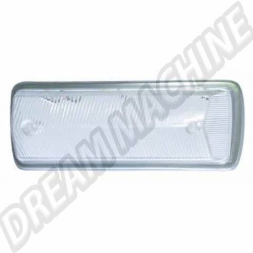 Cabochon de clignotant transparent droit Combi 68-72 211953142JCL Sur www.dream-machine.fr