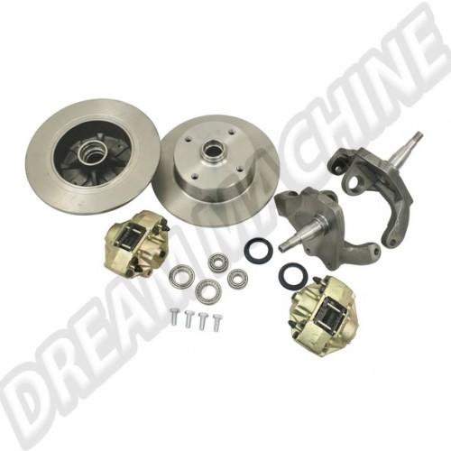 Kit frein à disque av 1200/1300 65-->> 71300 Sur www.dream-machine.fr