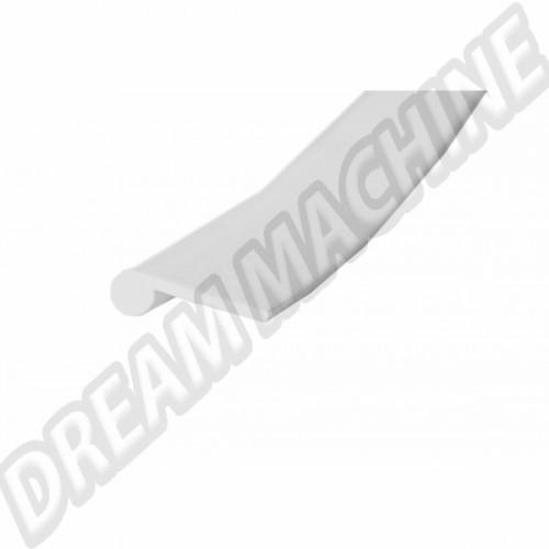 Jonc caoutchouc Blanc entre meuble et panneau avec profil en forme de 9 Westfalia 8/1967-7/1979  231867112W Sur www.dream-machine.fr
