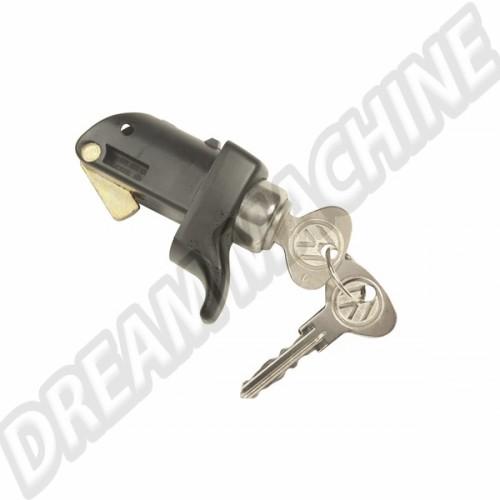 Poignée de porte moteur avec clés Pick up 5/1979-7/1992 245827503A Sur www.dream-machine.fr