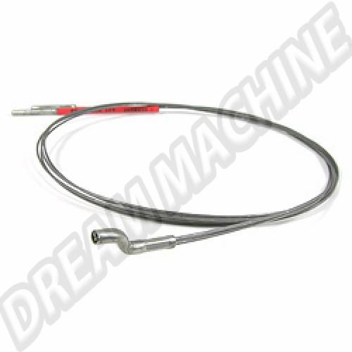câble de chauffage 8/72- sauf 1303 (1382mm) 111711717D Sur www.dream-machine.fr
