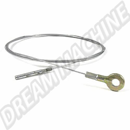 câble d'accélérateur -10/52 (2660mm) 111721555A Sur www.dream-machine.fr