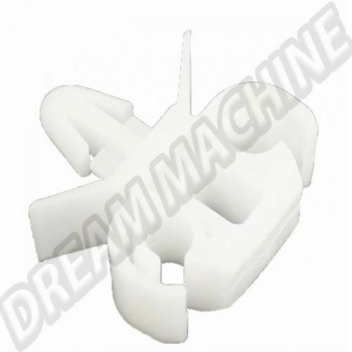 Clips de fixation de tuyaux de freins sur châssis pour VW Combi Bay 68>79 281611767 Sur www.dream-machine.fr