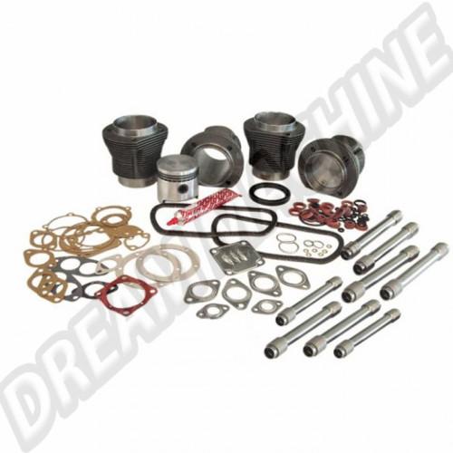 Kit cylindrée 1600 Mahle Plus (kit 1600+ tubes env + joints moteur) 311198069Bkit Sur www.dream-machine.fr