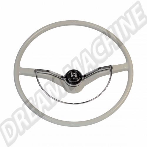 Volant d'origine gris clair complet 64--->>71 311415651DWH Sur www.dream-machine.fr