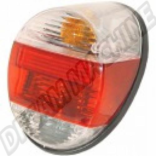 Feu ar G ou D complet rouge / blanc 1303 + 1200 73-->> 135945095ARB Sur www.dream-machine.fr