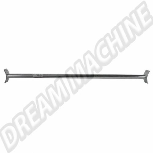 Barre anti-rapprochement supérieur arrière en alu pour Golf 1  (Pas pour Cabriolet et Caddy) W516001 Sur www.dream-machine.fr