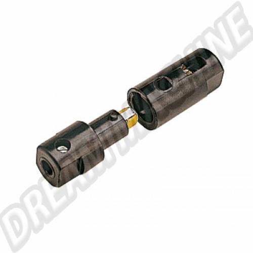 Porte un fusible avec fusible 8A dm161 Sur www.dream-machine.fr