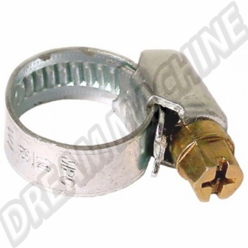 Collier de serrage pour durite d'huile. l'unité 41925 Sur www.dream-machine.fr