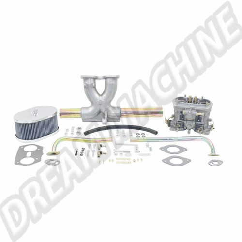 Kit carbu hpmx 40 central 47-7315-0 Sur www.dream-machine.fr