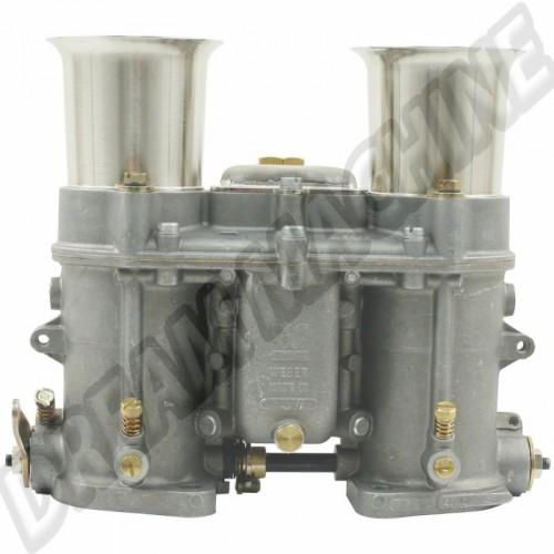 Carburateur Weber 48 IDA seul. vendu avec 2 cornets  DM43500 Sur www.dream-machine.fr