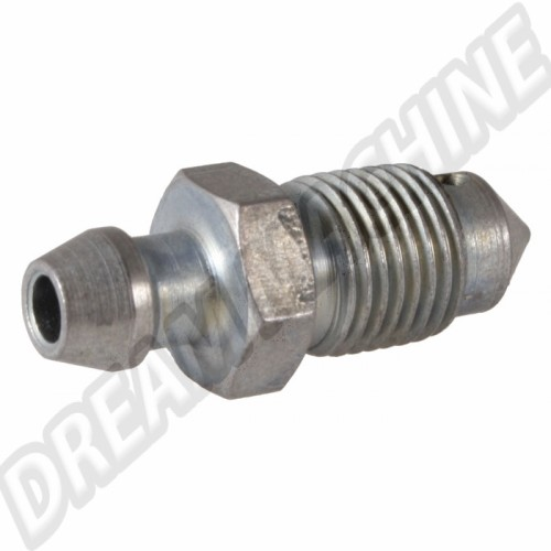 Vis de purge 10 mm sur cylindre de roue avant pour Combi 55 ->70  443616789 Sur www.dream-machine.fr