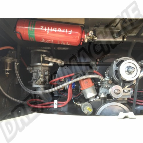 Extincteur automatique à poudre ABC GTP 1KG DM190318 Sur www.dream-machine.fr