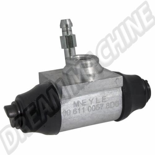 Cylindre de roue. freins arrière. 17.46mm. pour véhicule équipé d'un régulateur de pression à votre convenance: Mk1 Golf. toutes les années Mk1 Cabrio. .. 6N0611053 Sur www.dream-machine.fr