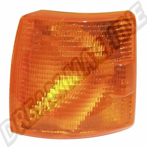 Clignotant orange avant gauche pour Transporter T4. 90 ->03 701953049 Sur www.dream-machine.fr