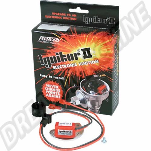 Système électronique Ignitor II pour allumeur 009 ou 050 AC998P2 Sur www.dream-machine.fr