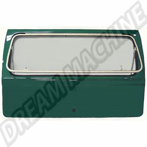 kit vitre safari arrière 64-79 en époxy blanc 8268 Sur www.dream-machine.fr