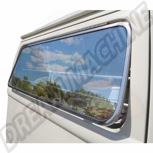 kit vitre safari arrière 64-79 en inox poli 8269 Sur www.dream-machine.fr